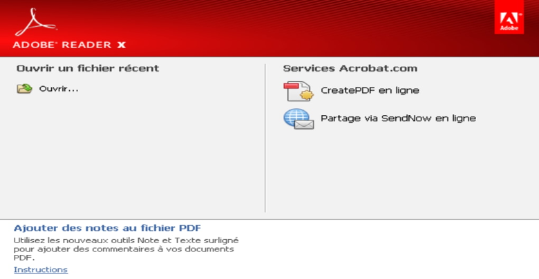 Adobe Reader for PC
